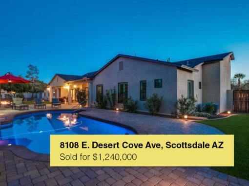 8108 E. Desert Cove Ave