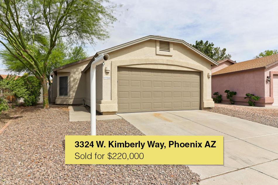 3324 W. Kimberly Way