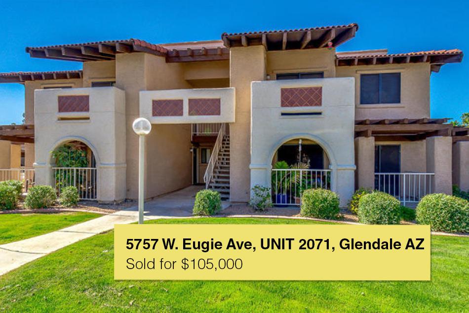 5757 W. Eugie Ave, UNIT 2071, Glendale AZ