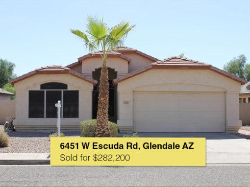 6451 W Escuda Rd