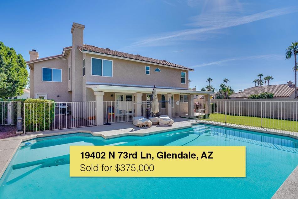 19402 N 73rd Ln, Glendale, AZ 85308
