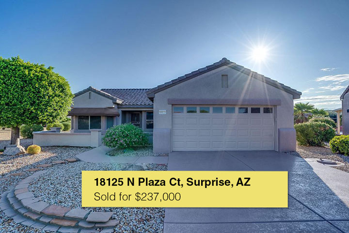 18125 N Plaza Ct, Surprise, AZ 85374