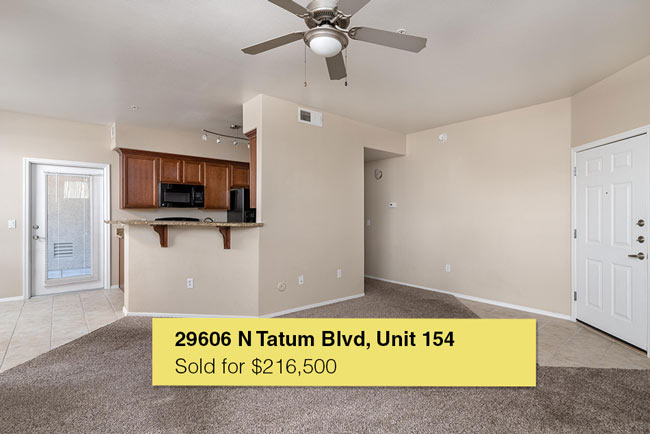 29606 N Tatum Boulevard Unit 154 Cave Creek, AZ 85331