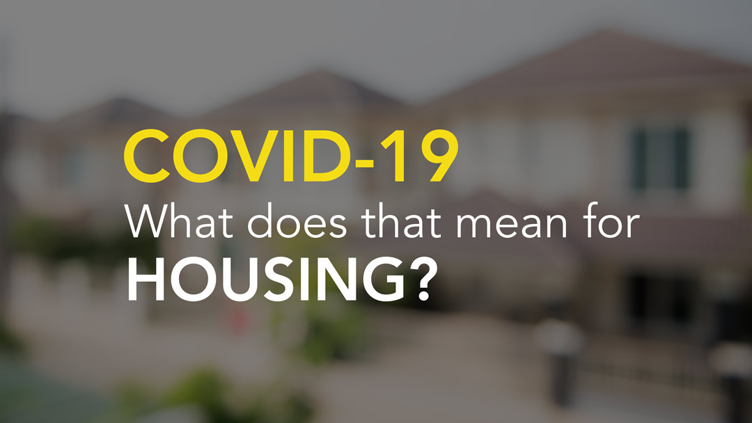 HOW WILL COVID-19 AFFECT THE MARKET?