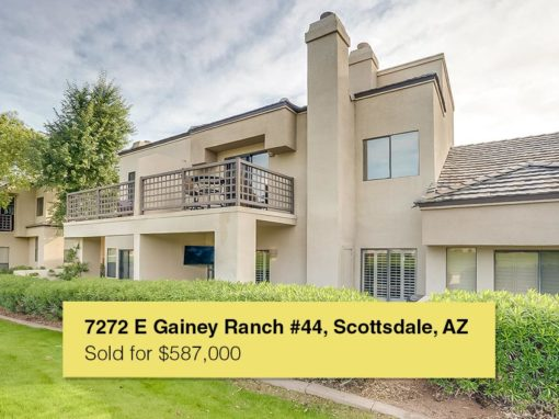 7272 E Gainey Ranch #44, Scottsdale, AZ 85258