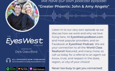 Eyes West Podcast with the Angelo group