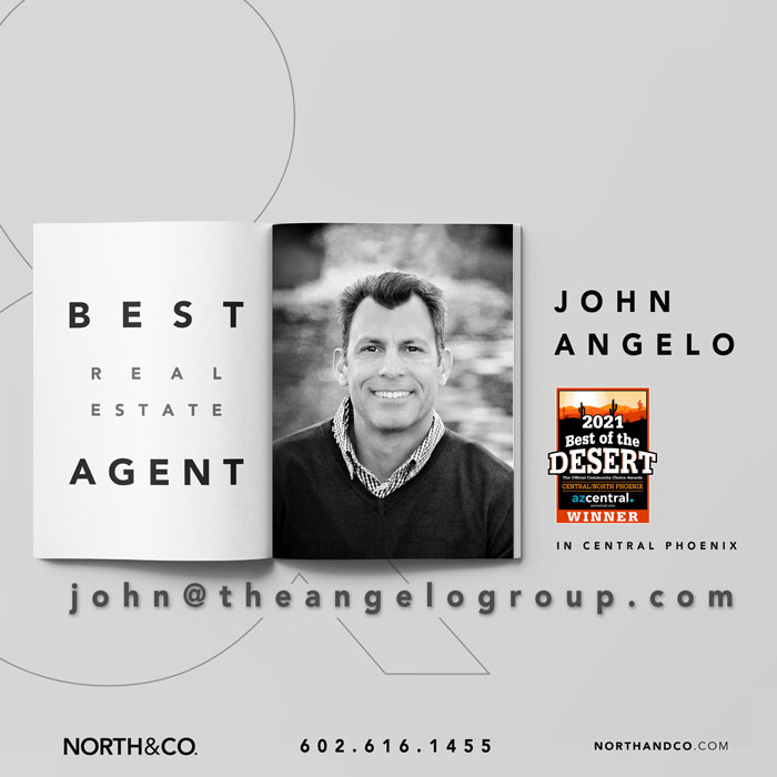 best in the desert north/central phoenix REALTOR® of the year