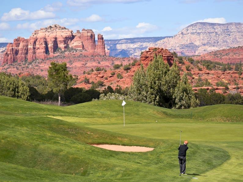 Sedona, Arizona Golf