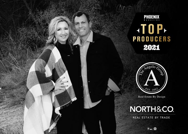 The Angelo Group Top Producers Phoenix Magazine
